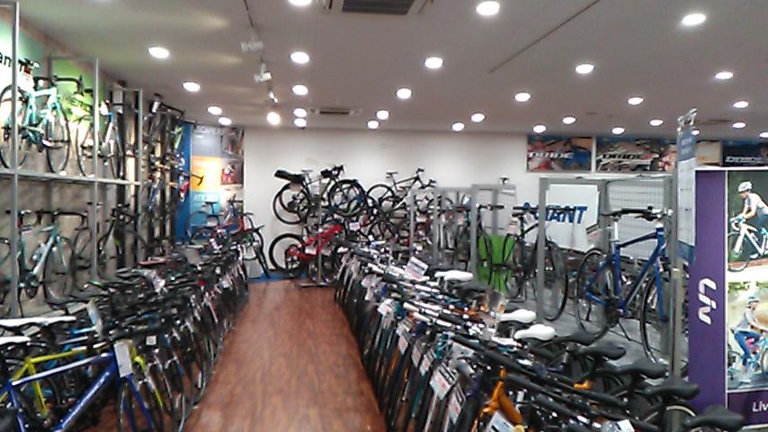 昭島店 - 東京都 - 店舗情報 - サイクルベースあさひ